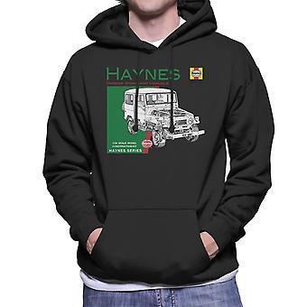 Haynes Besitzer Workshop manuelle 0313 Toyota Landcruiser Herren Sweatshirt mit Kapuze