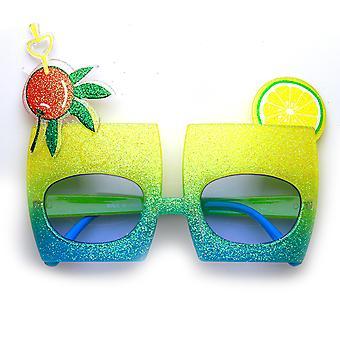 Cherry Cocktail Mix Drink Party Favor Celebration Novelty Sunglasses