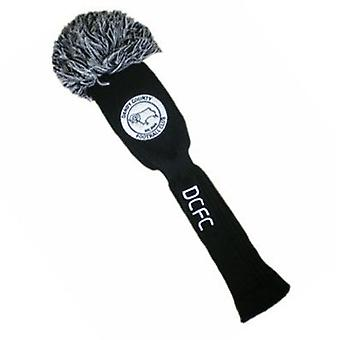 Derby County Headcover Pompom (Driver)
