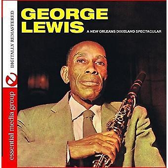 George Lewis - A New Orleans Jazz spektakulära [CD] USA import