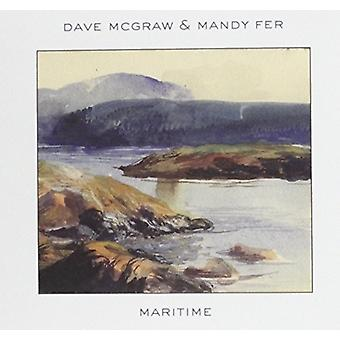 Dave McGraw - import morski USA [CD]