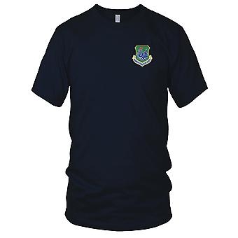 USAF Airforce - 106th Rescue Wing Embroidered Patch - -READINESS Ladies T Shirt
