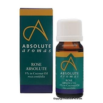 Absolute Aromas, Rose Otto 3% Dilution Oil, 10ml