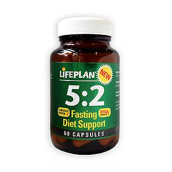 LifePlan 5:2 Fasting Diet Support 60 caps