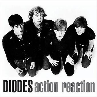 Diodes - Action / Reaction [Vinyl] USA import