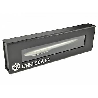 Chelsea FC Official Football Etched Pen