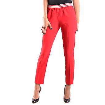 Ermanno ladies PL10705 red polyester joggers