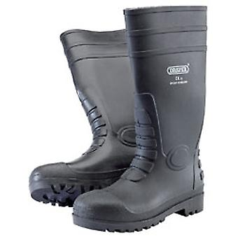 Draper 2701 Safety Wellington Boots To S5 - Size 11/46