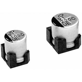 Electrolytic capacitor SMD 47 µF 50 V
