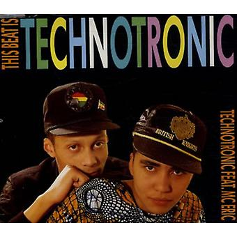 Technotronic - Beat Is Technotronic (5 Mixes) USA import