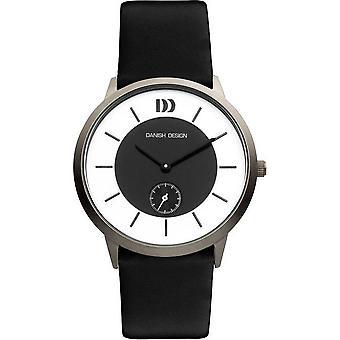 Diseño danés reloj relojes de titanio IQ13Q958