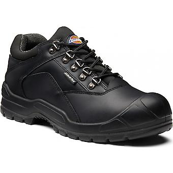 Dickies Mens Norden II Water Resistant Steel Toe Cap Safety Shoes