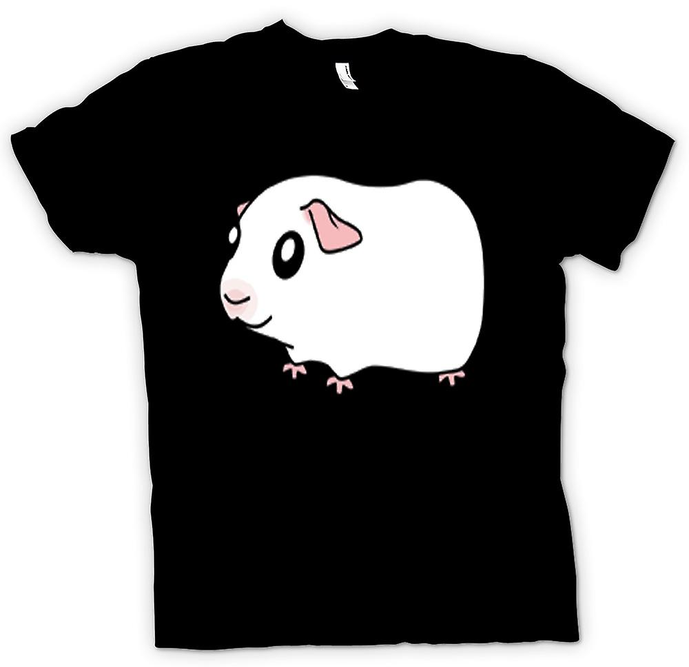 Heren T-shirt-Cartoon cavia Design