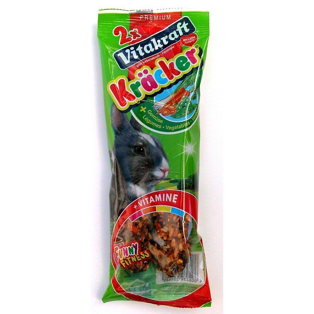 Vitakraft Rabbit  Treat Vegetable Sticks (2 Pack)