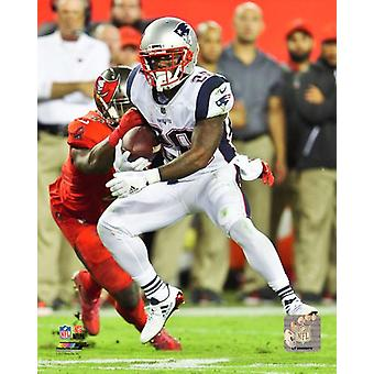 James White 2017 Action Photo Print