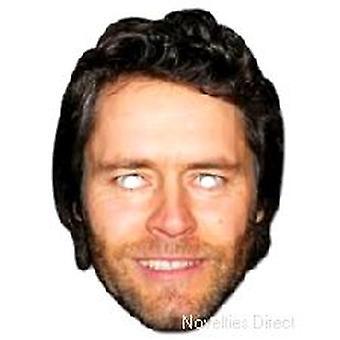 Howard Donald twarz maski.