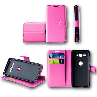 Для Xiaomi Redmi 4 X 5,0 дюймовый карман бумажник премиум розовый защитный чехол Обложка чехол Новые аксессуары