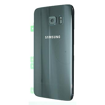 Samsung Galaxy S7 Edge - SM-G935 - Back Cover - Black