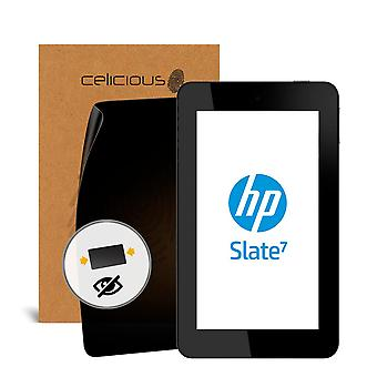 Celicious Privacy 2-Way Visual Black Out Screen Protector for HP Slate 7