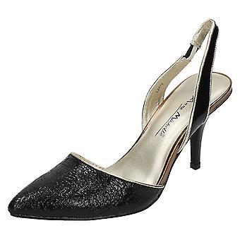 Ladies Anne Michelle Slingback Court Shoe