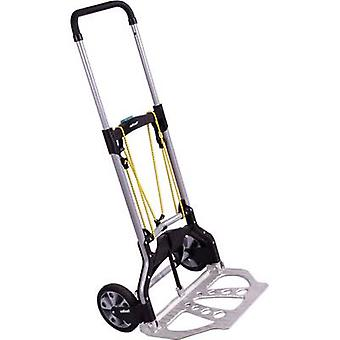 Sack barrow foldable Aluminium (die-cast) Load capacity (max.):