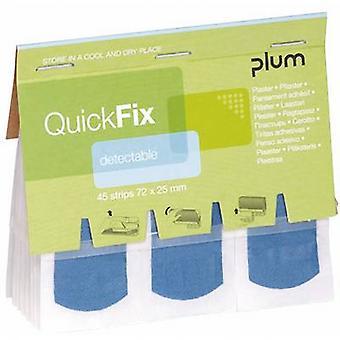 PLOMME BR354045 QuickFix påfyll pack synlig plastre