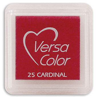 VersaColor Pigment Mini Ink Pad-Cardinal