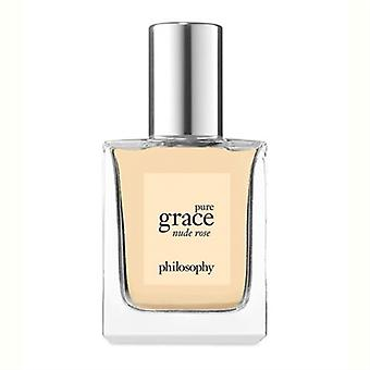 Philosophy Pure Grace Nude Rose for Women 0.5oz Eau De Toilette Spray