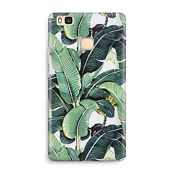 Huawei P9 Lite Full Print Case - Banana leaves