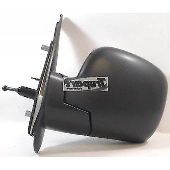 Left Mirror (manual cable/lever type) for Renault KANGOO BE BOP 2009-2013