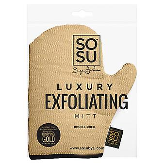 Dripping Gold Luxury Exfoliating Tanning Mitt by SOSUbySJ