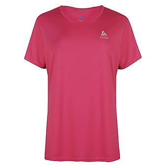 Odlo Womens Cardada T Shirt Mens Short Sleeve Performance Tee Top Round Neck