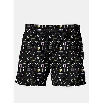 Nu Black Wave Shorts