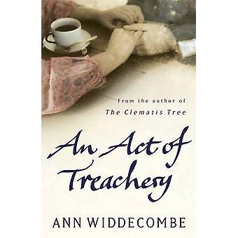 Ein Akt des Verrates von Ann Widdecombe - 9781780226828 Buch