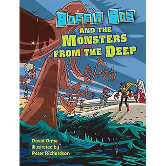 Boffin Boy and the Monsters from the Deep - Set 3 - v. 8 by David Orme