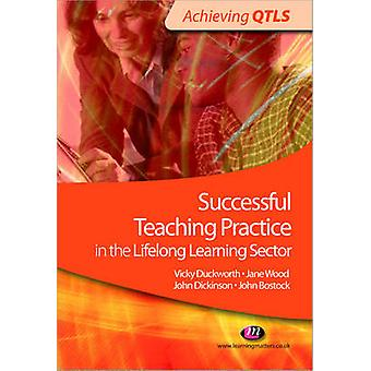Successful Teaching Practice in the Lifelong Learning Sector by Vicky
