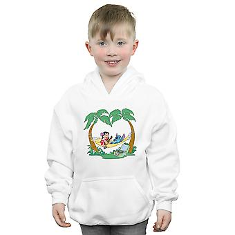 Disney Boys Lilo And Stitch Play Some Music Hoodie