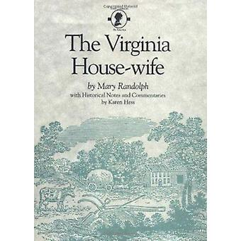 La ménagère Virginia par Mary Randolph - Karen Hess - 9780872494237