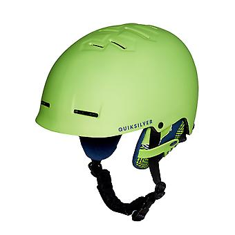 Quiksilver Lime Green 2019 Fusion Snowboard Helmet