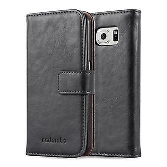 Cadorabo tilfælde af Motorola MOTO G4 / MOTO G4 PLUS - mobile sag i luksus design med card indehaveren og standby funktion - tilfælde dække ærme pose taske bog