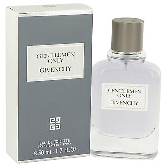 Givenchy Gentlemen Only Eau de Toilette 50ml Spray by Givenchy.