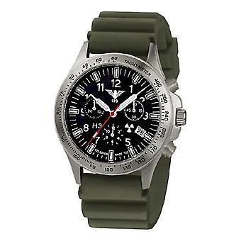 KHS watches mens watch platoon titanium chronograph KHS. PTC. DO