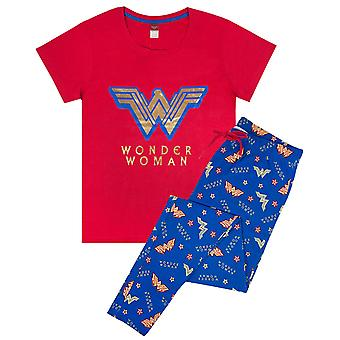 Wonder Woman Logo Women's Pyjamas