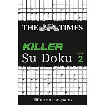 The  Times  Killer Su Doku: Bk. 2 (Su Doku)