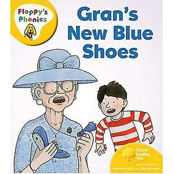 Oxford Reading Tree: Stage 5: Floppy's Phonics: Gran's New Blue Shoes