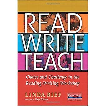 Lettura scrittura insegnano: Scelta e sfida nel laboratorio di lettura-scrittura