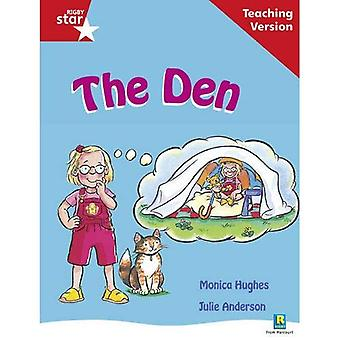The Den: Red Level (Rigby Star Guided)