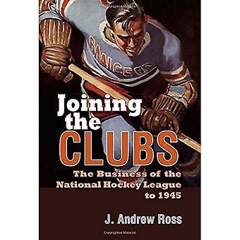 Beitritt der Clubs: das Geschäft aus der National Hockey League bis 1945 (Sport und Unterhaltung)