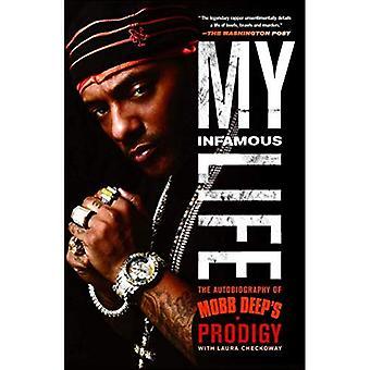 Min ökända liv: Självbiografin av Mobb Deeps Prodigy