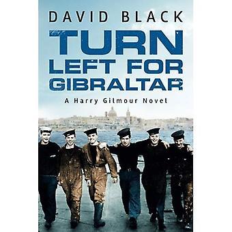 Sväng vänster för Gibraltar